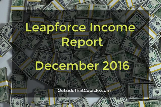 Search Engine Evaluator Income – December