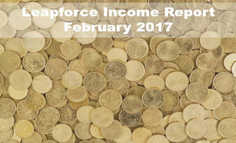 Income Report – February