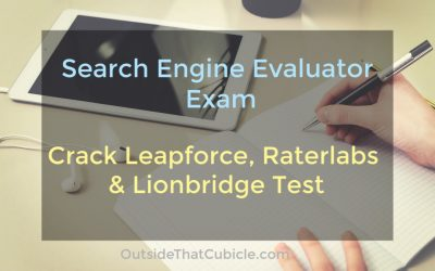 Search Engine Evaluator Exam