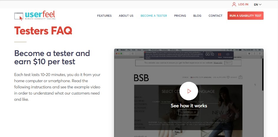 Make $30/hr testing apps and websites in these 18 trusted companies