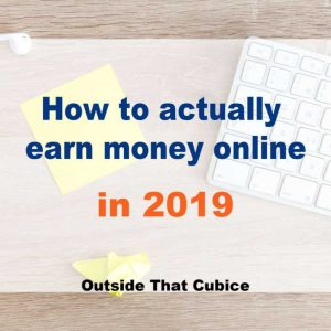 An authoritative guide on how to earn money online even if you have no idea !