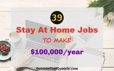 39 Stay At Home Jobs That Anybody Can Do And Make Thousands/month