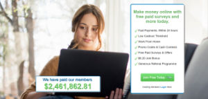 Superpay.me is a  PayPal Survey Site that pays instantly.