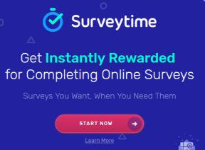 Survey Time Survey Site