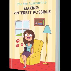 Pintersst Course for bloggers - Making Pinterest Happen