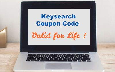 Limited Keysearch Coupon Code for 2020 [LIFETIME VALIDITY]