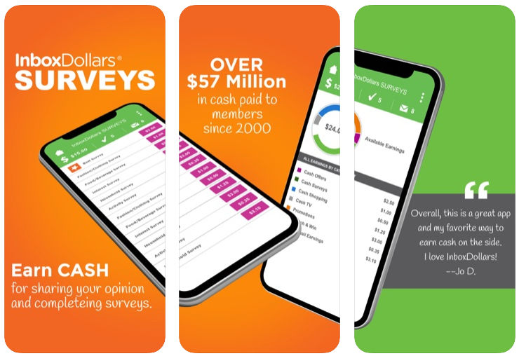 Apps That Pay For Surveys