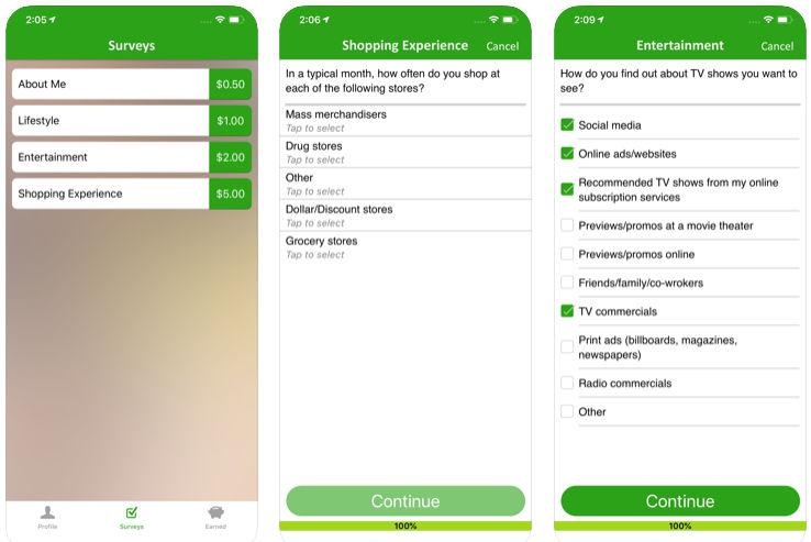 Survey Apps For Cash