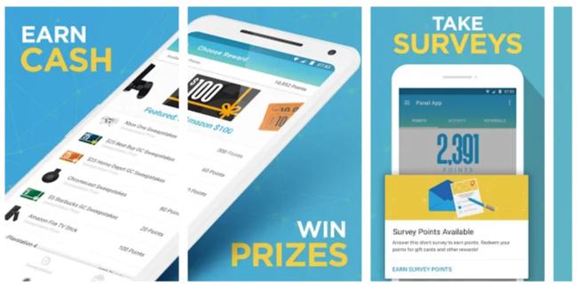 Best survey apps that pay money