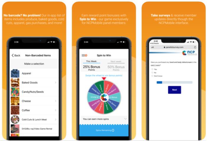 Survey Rewards App
