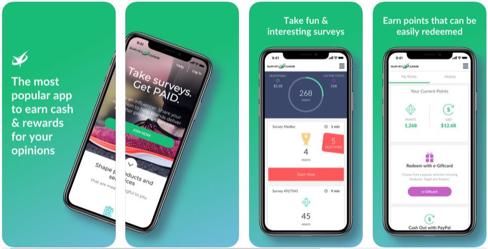 Survey For Money Apps