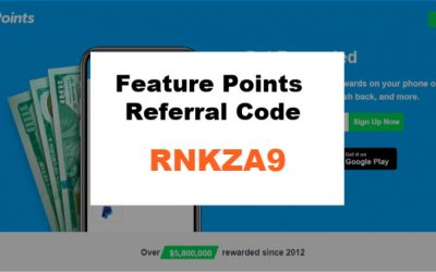Referral Code For Feature Points
