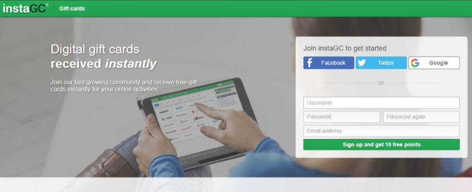 Instant Amazon Gift Card Survey/GPT Site