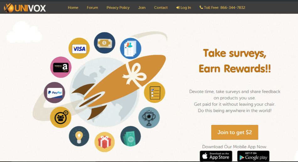 Complete surveys for Amazon gift cards