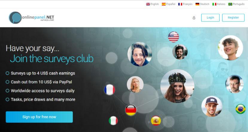 online panel.net gpt site